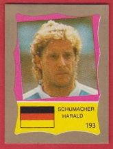 West Germany Harald Schumacher 193